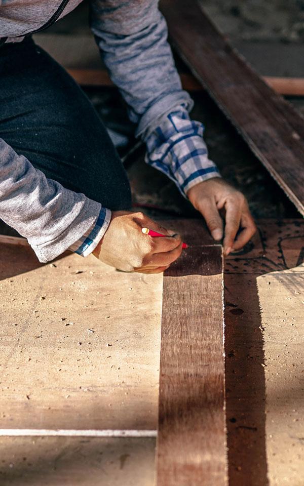 proyectos de carpinteria